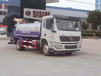 程力威牌CLW5160TDYS5型多功能抑尘车
