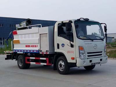 程力威牌CLW5080TDY5型多功能抑尘车